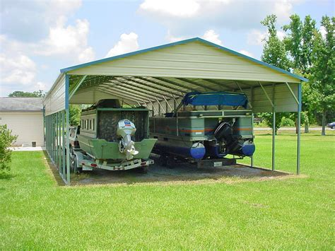 Boat Carport Kits Carport Covers Metal Images