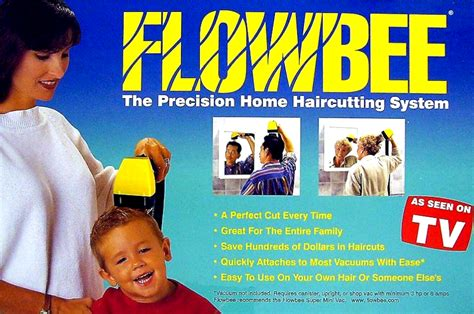 flowbee vacuum haircut system get hot as seen on tv chacha the flowbee home haircutting system whyrll com
