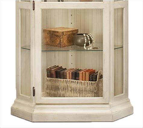 small white curio cabinet   Roselawnlutheran