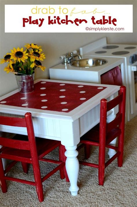 kids kitchen furniture best 25 old end tables ideas on pinterest wooden spool