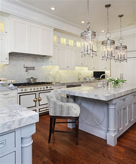 grand kitchen designs grand kitchen with two islands la cornue range