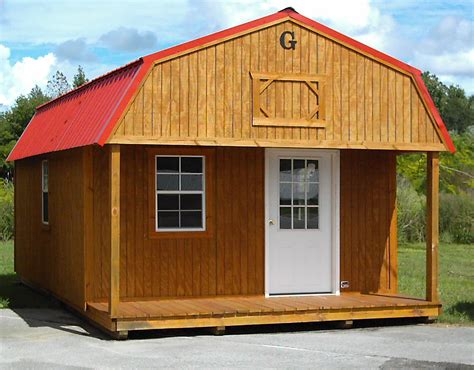 wooden storage buildings  plans