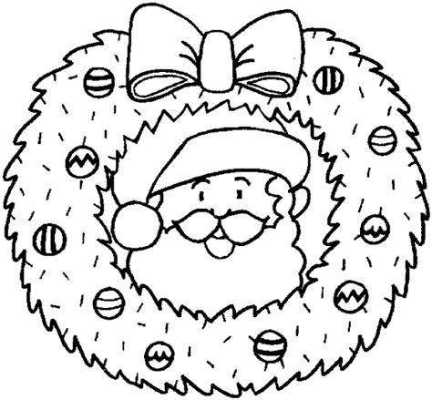 imagenes para colorear e imprimir de navidad dibujos para colorear de coronas de navidad coronas de