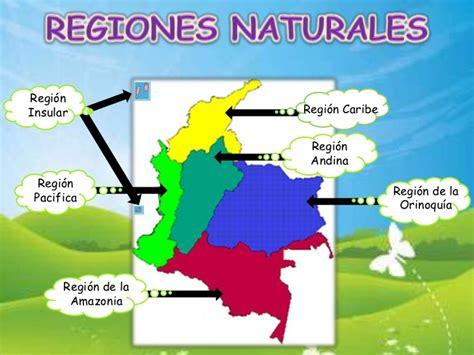 imagenes regiones naturales de colombia regiones naturales
