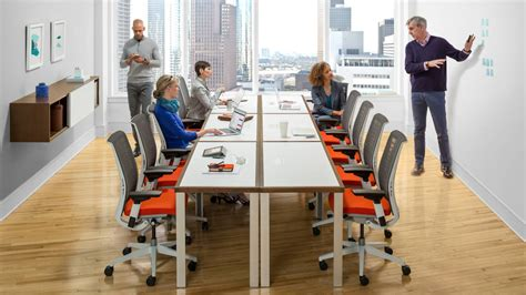 movable conference room tables convene meeting room conference tables steelcase