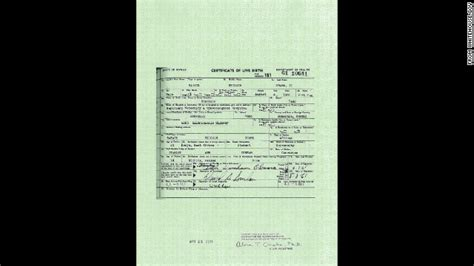 Flint Birth Records Hawaii Official Who Confirmed Obama Birth Certificate Dies