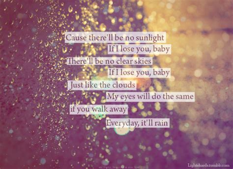 download mp3 bruno mars it will rain lyrics it will rain bruno mars lyrics love image 658679 on