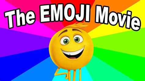 emoji movie rating the internet hates the emoji movie review and memes of