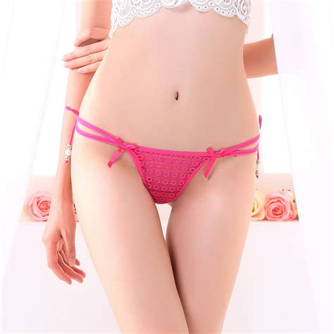 Why More Are Going For G Strings And Other Waist Ornaments by Strips And Bow Knot Lace Onemoredesire