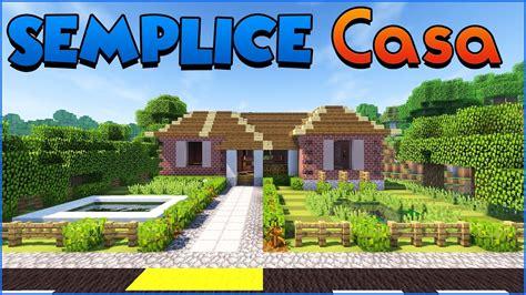 minecraft come costruire una casa come costruire una casa senza texture pack minecraft