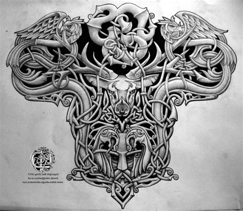 celtic tree tattoo designs celtic tree tattoos designs cool tattoos bonbaden