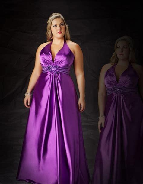 plus size purple bridesmaid dresses wedwebtalks