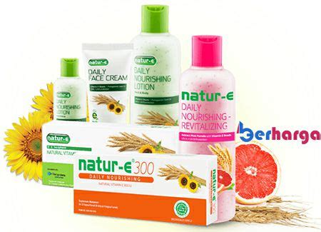 Krim Wajah Natur E daftar harga produk natur e 300 advance terbaru 2018