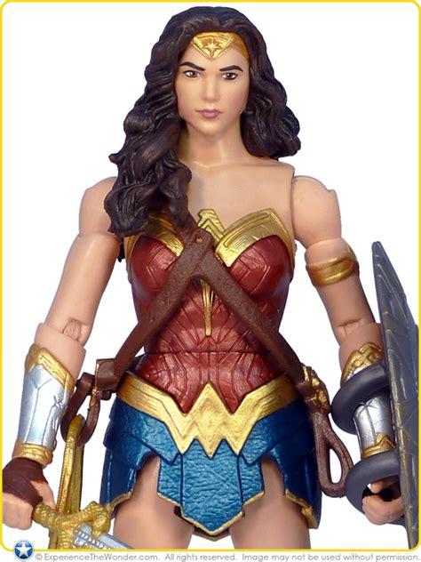Figure Wonderwoman mattel dc comics multiverse masters