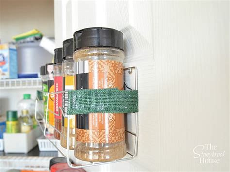 diy spice rack dollar store 101 cheap chic dollar store crafts