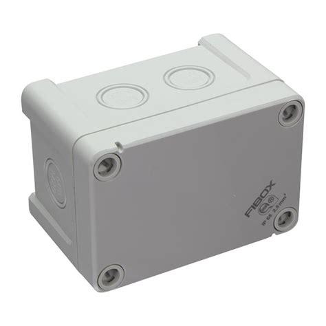 cassetta elettrica cassetta elettrica fibox tempo tam090706 gc 58