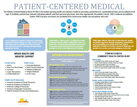 patient centered home nevada primary care