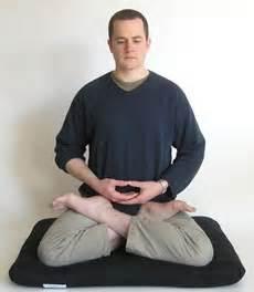 Lotus Position Zen Meditation