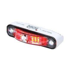 dart smd led visor light stealth commander 9 linear led visor light bar visors