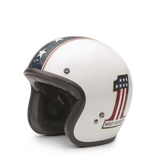 Jet Helm Aufkleber by Casque Americana Retro 3 4 Helmet