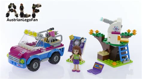 Lego Friends Auto by Lego Friends 41116 Olivia S Exploration Car Lego Speed