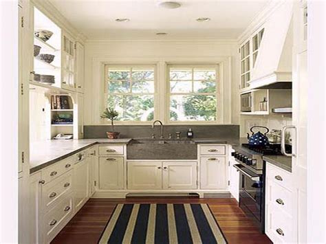 Galley Kitchen Layout Ideas by Decorating Your Small Space Small Galley Kitchen Design