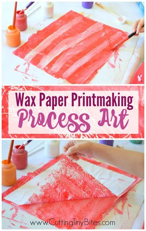 Wax Paper Arts And Crafts - 17 best ideas about wax paper crafts on