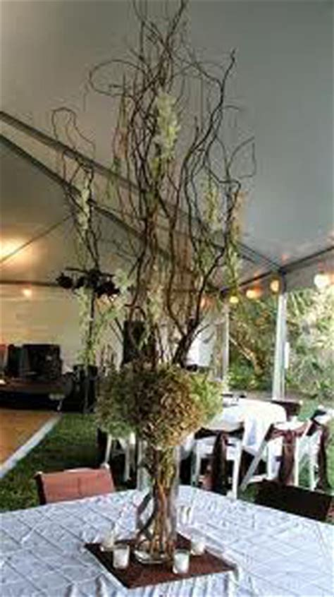 centerpieces made from nature wedding decorations 5 nature themed outdoor wedding centerpieces all about wedding