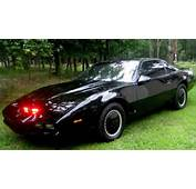 Original KITT From Knight Rider Goes Up For Auction
