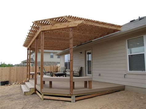 how to attach deck to house how to attach a deck to a house