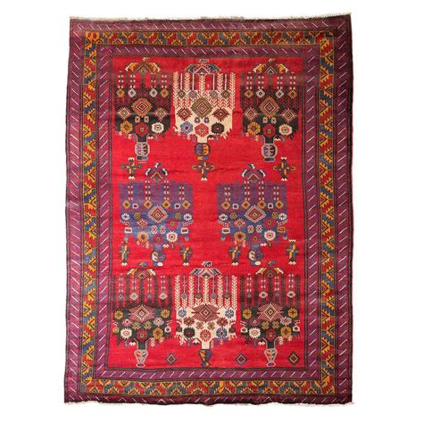tribal print rug darya rugs tribal 6 ft 5 in x 8 ft 7 in indoor area rug m1753 108 the home depot