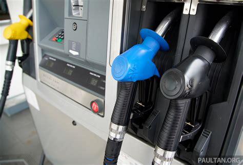 Minyak Naik Mac harga minyak 1 hingga 7 mac petrol dan diesel naik