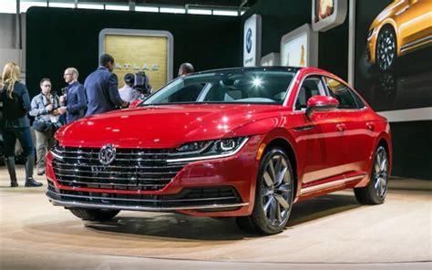2019 Volkswagen Arteon Specs by 2019 Volkswagen Arteon Release Date Specs Interior