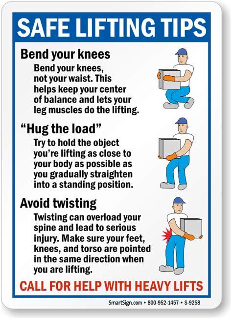 safe lifting diagram proper lifting techniques diagram manual lifting diagram