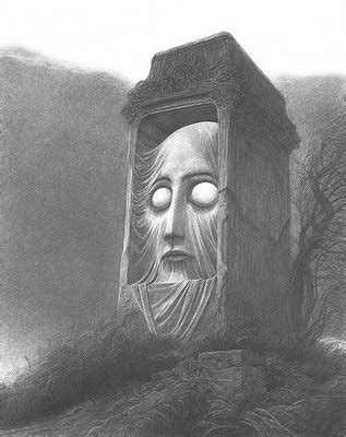Sheridan Sun: Profile of an artist: Zdzislaw Beksinski