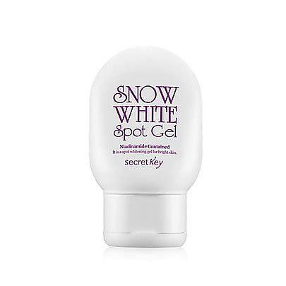 Secret Key Snow White Spot Gel 65g secretkey snow white spot gel 65g korean skincare