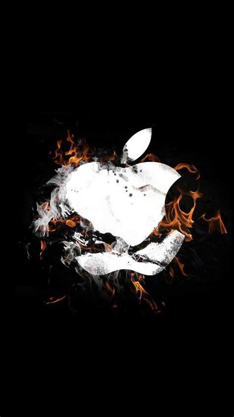 apple logo iphone  wallpapers  apple lightning