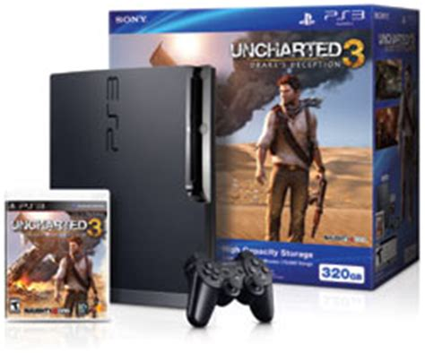 Ps3 Free Giveaway - playstation 3 uncharted 3 bundle giveaway the bandit lifestyle