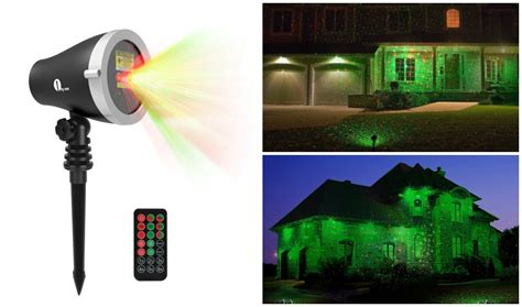 christmas outdoor laser light projector only 33 99 reg