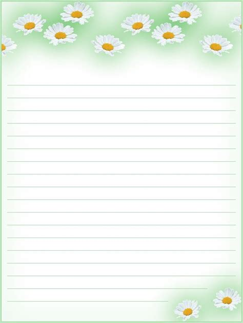 printable stationery note paper 124 best note paper images on pinterest writing paper