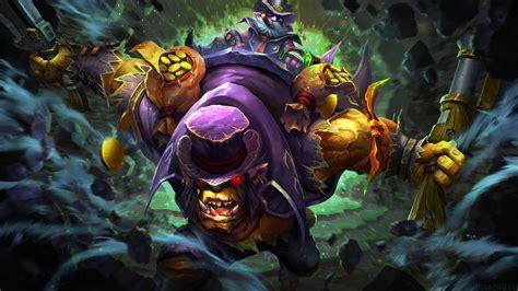 alchemist wallpaper dota 2 alchemist wallpaper darkbrew enforcer dota 2 wallpapers
