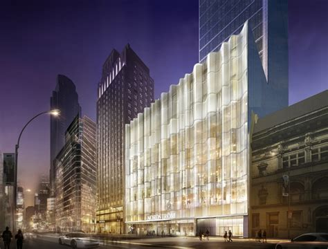 Topshop Plans Manhattan Stores by Nordstrom Gives A Glimpse Of Elaborate Manhattan Flagship
