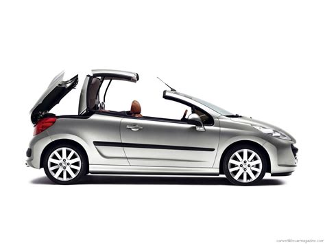 hardtop convertible cars peugeot 207 cc buying guide