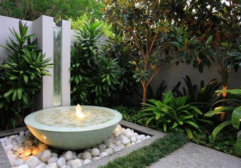 backyard water fountains ideas outdoor garden wall fountains design ideas models home