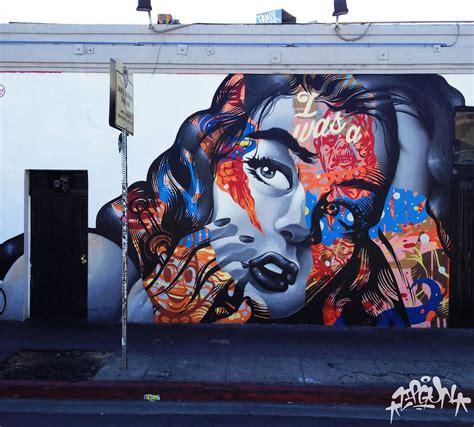 comics  anime inspired graffiti scene