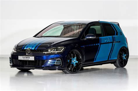 volkswagen golf gti ed up vw golf gti decade goes hybrid for