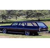 Custom 1964 Chevrolet Malibu Wagon  YouTube