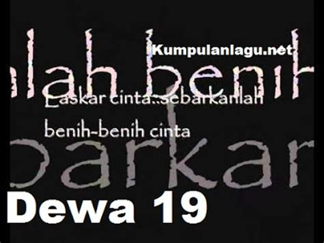 download mp3 dewa 19 album cintailah cinta download lagu laskar cinta dewa 19 full album mp3