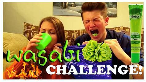 the wasabi challenge wasabi challenge