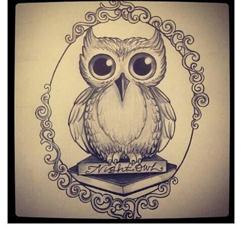 night owl tattoo owl design ideas inspiration